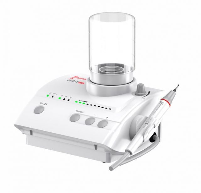 Автономный ультразвуковой скалер UDS-E LED Woodpecker