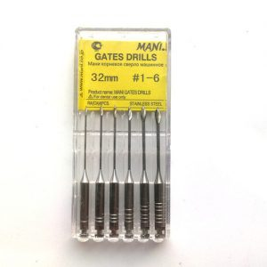 Гейтс Дриллс , 32 мм