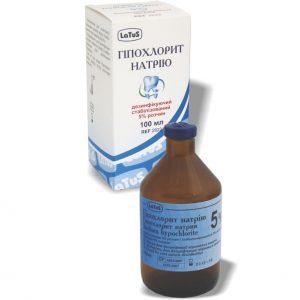 Гипохлорит натрия 5 %