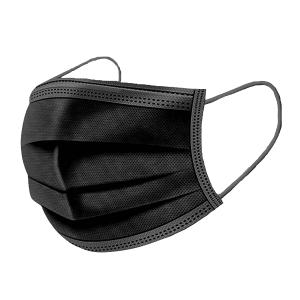 маски медицинсике черные
