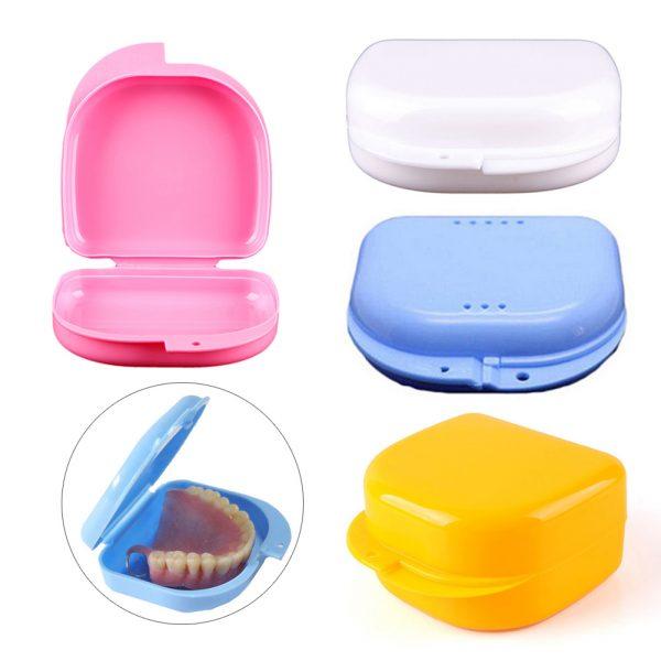 Контейнер для капп и зубных протезов