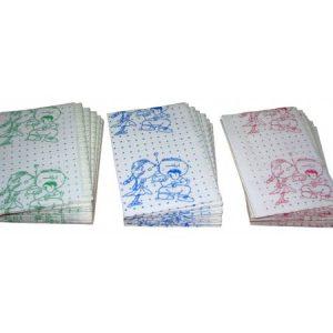 Салфетки для пациента с рисунком детские
