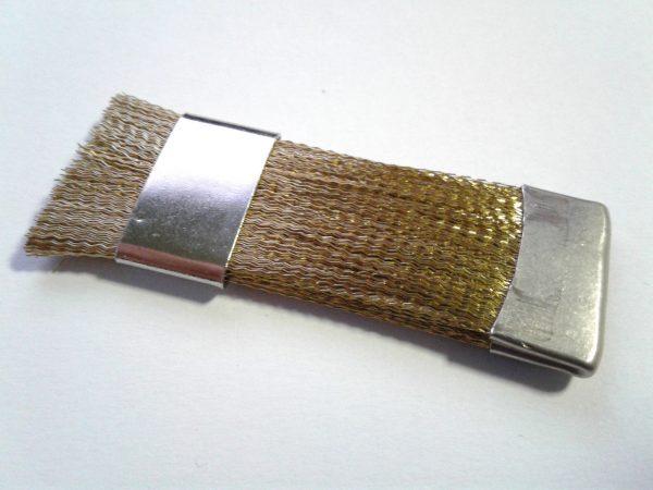 Щетка для очистки алмазного инструмента