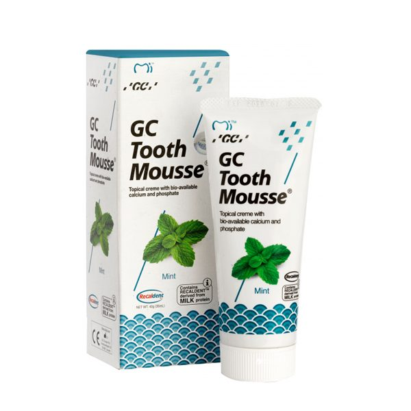 tooth mouth mint