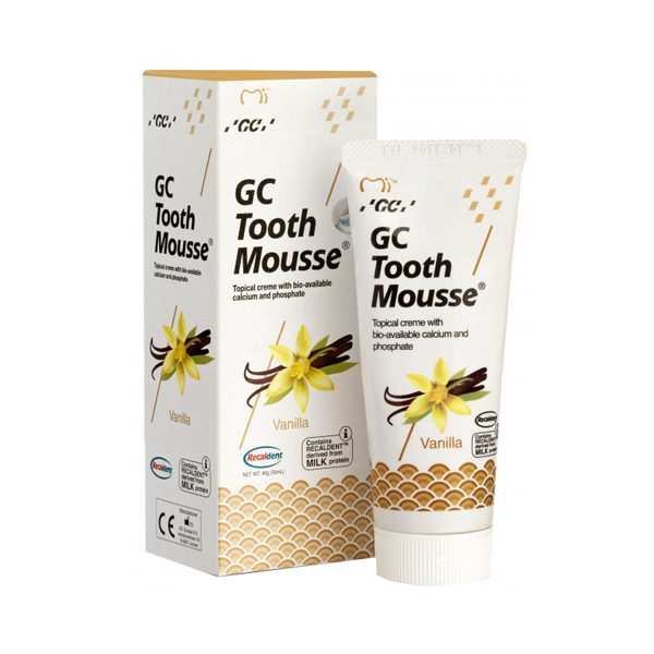 tooth mouth vanilla