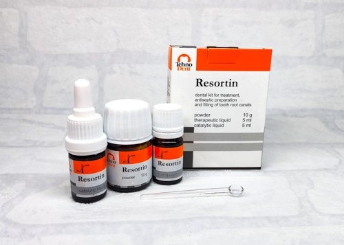 Резортин Resortin10 г, 5 мл, 5 мл